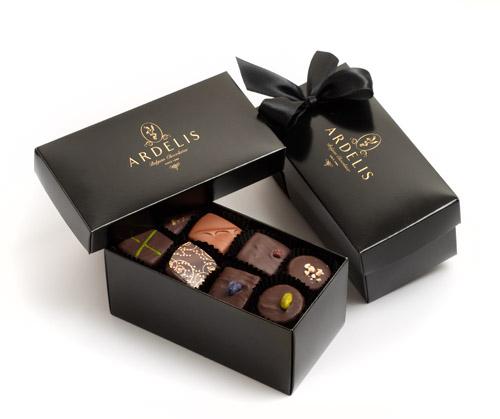 Ballotins - Verpakte chocolades